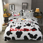 Single Queen Bed Set Pillowcase Quilt/Duvet Cover Cotton Blend ousr Cute Dog 101