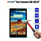 Full Cover LCD Tempered Glass Screen Protector Protection Film For Lenovo Tablet