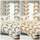 Duvet Cover with Pillow Case Quilt Cover Bedding Set OR Matching Window Curtains