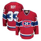 Patrick Roy CCM Montreal Canadiens Heroes of Hockey Authentic Throwback Jersey