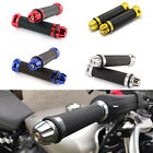 "Motorcycle 7/8"" Hand Grips Handle Bar CNC Aluminum For Yamaha YZF-R1/YZF-R6 $9.99 USD on eBay"