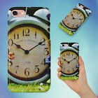 BLUE BELL ALARM CLOCK HARD BACK CASE FOR APPLE IPHONE PHONE