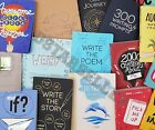 Brand New Creative Learning Journal Writing Prompt Book Booklet. YOU PICK