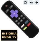 Remote Control for ROKU Smart TV (TCL- INSIGNIA- Sharp -Hisense-Philips-JVC)