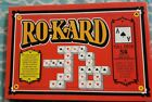 Ro-Kard 54 Piece Playing Card Tiles Game Deck Poker Made from molded polystyrene