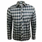 Ex-Store Mens Branded Lumberjack Check Shirt Brushed Cotton Long Sleeve Casual