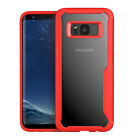 Samsung Galaxy Note 9/S8/S9/S10 Plus Clear Shockproof Mosafe® Bumper Case Cover