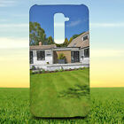 BEAUTIFUL HOME BUILDING CLASS HARD BACK CASE COVER FOR LG PHONES