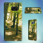 FOREST TREES ADVENTURE TENT HARD CASE FOR SAMSUNG GALAXY S PHONES