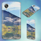 BEAUTIFUL DAYLIGHT FALL KOREA HARD BACK CASE COVER FOR NEXUS PHONES