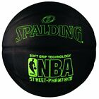 "NBA Street Phantom Outdoor Basketball Size 7/29.5"" Soft Grip Technology Durable"