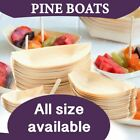 Pine Boat Eco Plate Bamboo Bowls All Size Pine Boat Eco Plate Bamboo Bowls