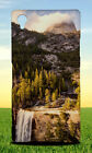 ADVENTURE CLIFF CLOUDS CONIFERS HARD BACK CASE FOR SONY XPERIA PHONES