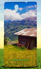 BARN BUILDING CABIN CLOUDS HARD BACK CASE FOR SONY XPERIA PHONES