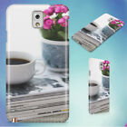 STACK OF NEWSPAPERS HARD CASE FOR SAMSUNG GALAXY PHONES