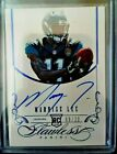2014 Flawless Sapphire Marqise Lee On Card Auto Rc # 09/20 VERY RARE