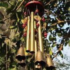 US Yard Garden Home Decor Large Wind Chimes Bells Copper Ornament Windbell Gifts