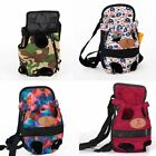 US Puppy Pet Cat Carrying Pouch Bag Small Dog Carrier Travel Front Back Backpack
