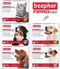 Beaphar FIPROtec Flea Spot On Flea Treatment for Cats & Dogs