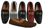 Men's Giovanni Casual Shoes Driving Moccasin Prom Formal Sli