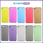 Ultra Thin Matte Transparent Phone Case cover  For iPhone 7 4.7'