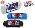 32 Bit Handheld Game Console Portable Video Game 10000+ Games Retro Xmas Gift 4g