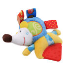 Animal Styling Teether Rattle Baby Molars Baby Plush Hand Rattle Toy