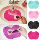 Внешний вид - Silicone Makeup Brush Cleaner Washing Scrubber Board Cosmetic Cleaning Mat Pad