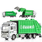 Toys for Boys Truck Toy Kids Rubbish Garbage Car 3 4 5 6 Year Cool Toy w/ Green