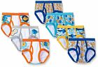 Finding Dory Boys Briefs 7-Pack Toddler Nemo Underwear 2T-3T, 4T