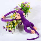 Baby Kids Soft Plush Toys Cute Colorful Long Arm Monkey Stuffed Animal Doll