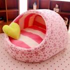Pet Products Cat Dog Cute Bed Nest Washable Small Dogs Warm House 8 Colors