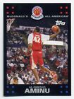 2008 Topps McDonald's High School All American  -  Choose a Player