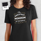 Best Mommoms - Mommom Happy Birthday Love T Shirt Gift Present Review