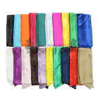 Kung fu Suit Tai chi Uniform Belts Martial arts Sashes Silk Satin 20 Colors