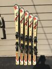 Volkl Unlimited AC 74 Skis with Salomon L10 Demo Bindings