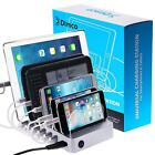 USB Fast Universal Charging Station dock ,works with iPhone iPad iPod Kindle Fir