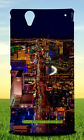 AERIAL PHOTOGRAPHY OF CITY HARD BACK CASE FOR SONY XPERIA PHONES