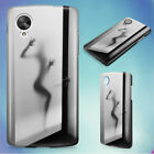 FROSTED GLASS BATHROOM DOOR HARD BACK CASE COVER FOR NEXUS PHONES