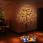 Christmas Green Pine Needle Twig Tree Gift Light Branches for Outdoor&Indoor Use