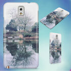 RIVER SURROUNDED BY TRESS HARD CASE FOR SAMSUNG GALAXY PHONES