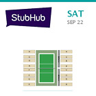 TCU Horned Frogs at Kansas Jayhawks Women's Volleyball Tickets - Lawrence