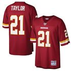 Sean Taylor 2007 Washington Redskins Mitchell & Ness Home Maroon Legacy Jersey