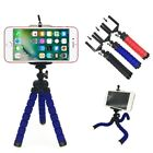 Mini Portable Flexible Tripod Stand Mount Phone Holder for iPhone iOS Android