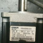 *SHIP TODAY Used R7M-A20030-S1-D Omron servo motor