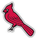 Memphis Redbirds MiLB Baseball Bird Logo Bumper Sticker Decal - 9'',12''or 14''