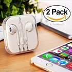 In-Ear Headphones Earphones Headsets with MIC for Phone 6 6S Plus 5 5S.