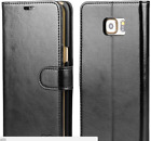 OCASE Samsung Galaxy S6 Edge Case Leather Wallet Case - For Samsung Galax... New