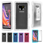For Samsung Galaxy Note 9 Clear Case Cover, Fits Otterbox Defender Clip Holster