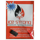 Ice Fishing Spring Bobber - Ice Strong Titanium (Multiple Variations)
